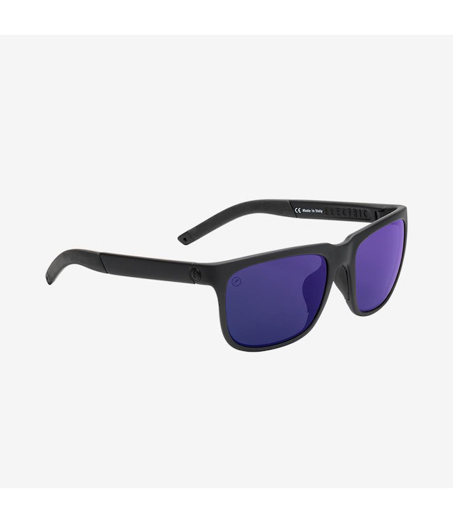 Electric Knoxville S-Line Matte Black Polarized Sunglasses
