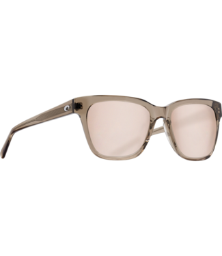 Costa Del Mar Coquina Shiny Taupe Crystal 580G Polar Sunglasses