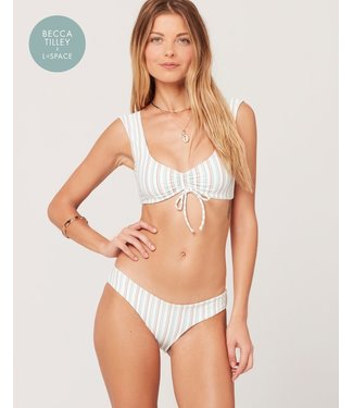 L Space Sandy Classic Bikini Bottom