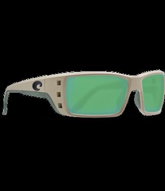 Costa Del Mar Permit Matte Sand 580G Sunglasses