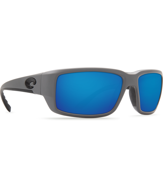 Costa Del Mar Fantail Matte Gray 580P Sunglasses