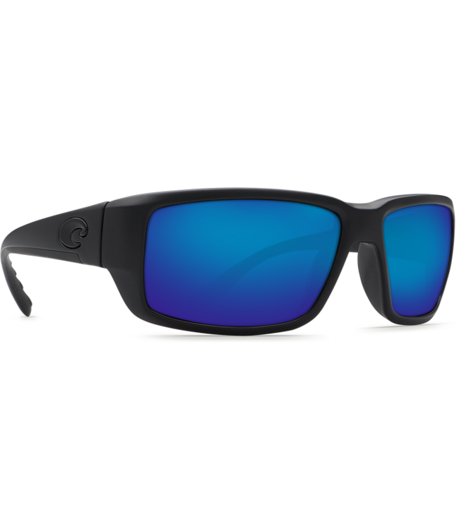 Costa Del Mar Fantail Blackout 580P Sunglasses