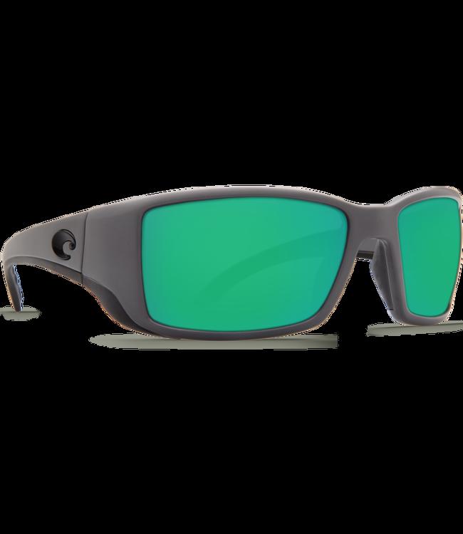 e5e28708c9380 Costa Del Mar Blackfin Matte Gray Green Mirror 580P Sunglasses ...