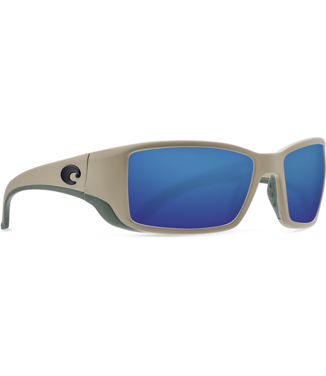 Costa Del Mar Blackfin Matte Sand 580G Sunglasses