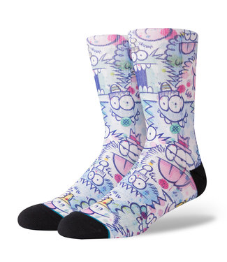 Stance Kevin Lyons Watercolor Crew Sock