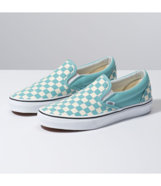 Vans Classic Slip-On Checkerboard Skate Shoe