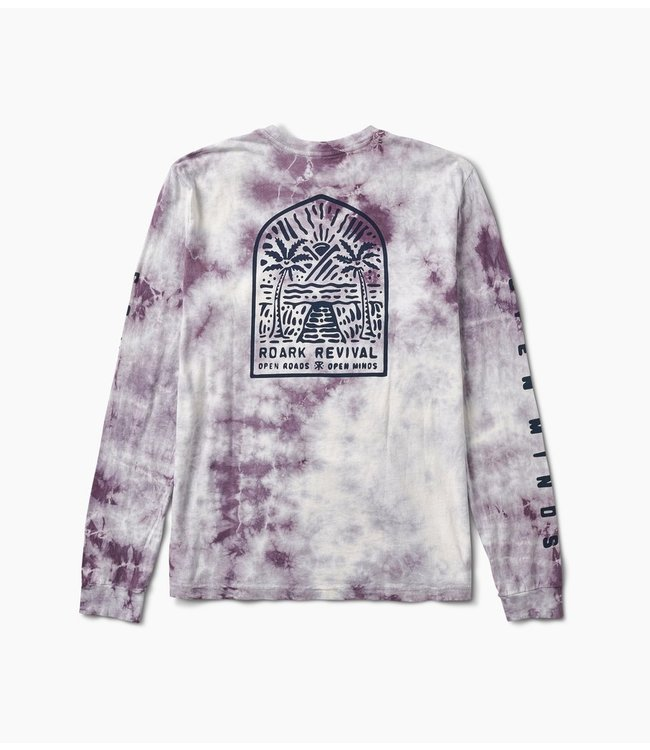 Roark Revival Palm Eyes Long Sleeve Shirt