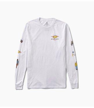 Roark Revival Wayward Hong Kong Long Sleeve Shirt