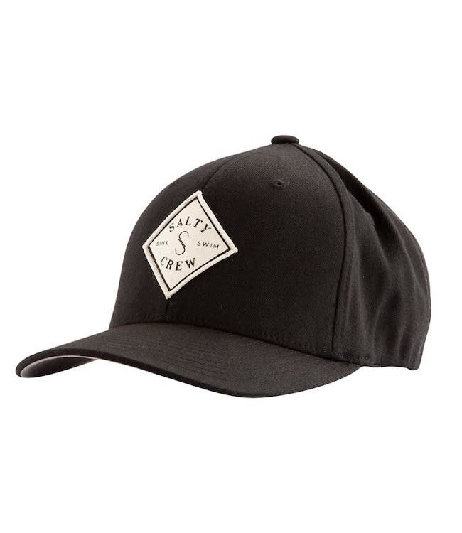 Salty Crew Tippet Stamped 6-Panel Flexfit Hat