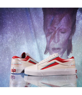 Vans David Bowie Old Skool Aladdin Sane Shoe