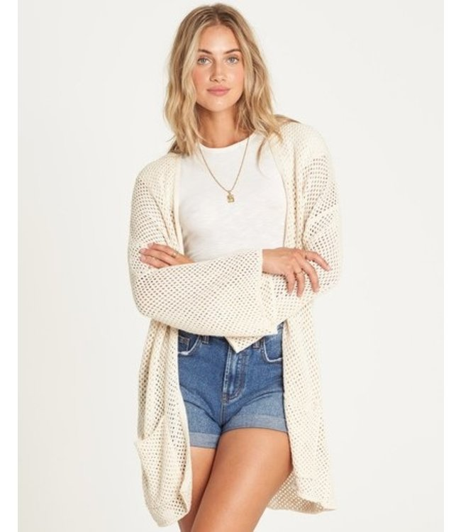 Billabong Beyond The Beach Cardigan