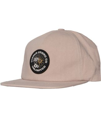 VISSLA Radicals 6 Panel Hat