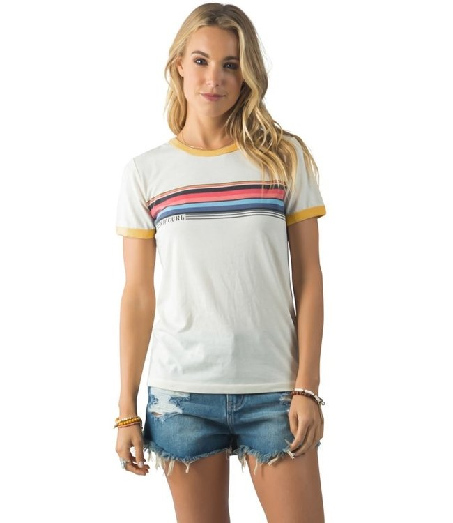 Rip Curl Wonderland Ringer T-Shirt