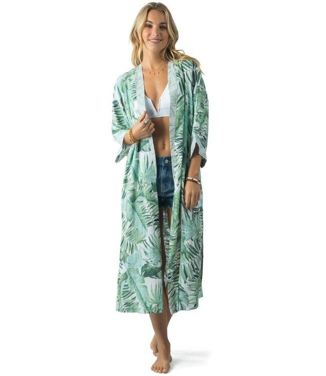 Rip Curl Palm Reader Kimono