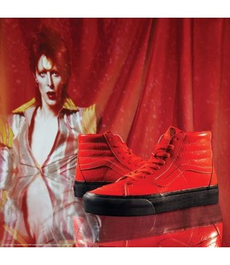 Vans David Bowie Sk8-Hi Platform 2 Ziggy Stardust