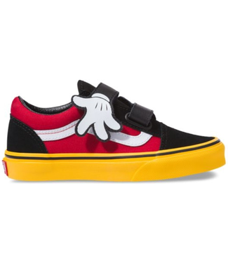 Vans Old Skool V Disney Mickey Mouse Hugs Shoes