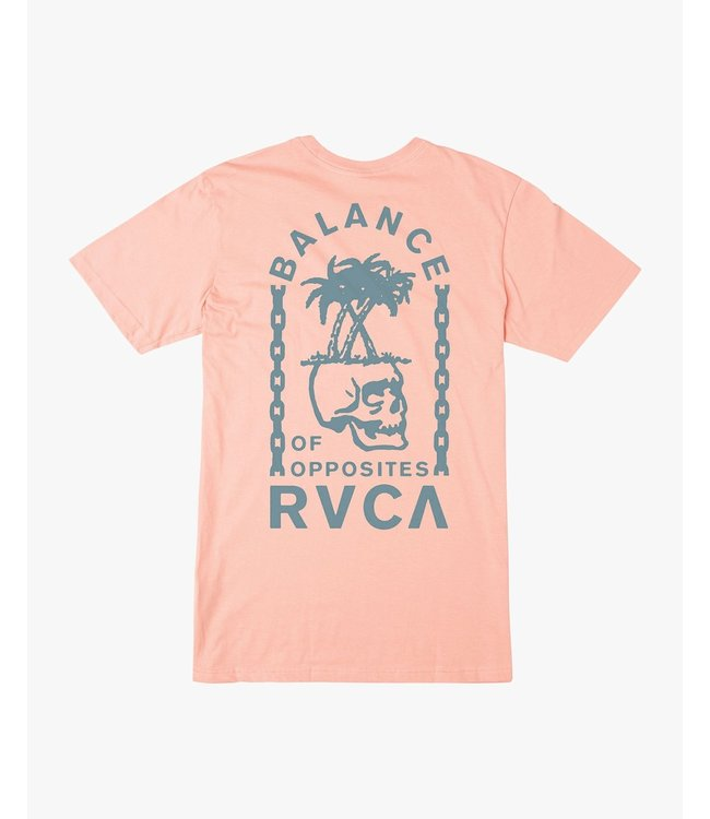 RVCA Bad Palms Short Sleeve T-Shirt