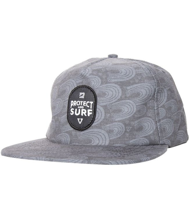 VISSLA Surfrider 5 Panel Hat