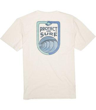 VISSLA Surfrider Union Upcycled T-Shirt