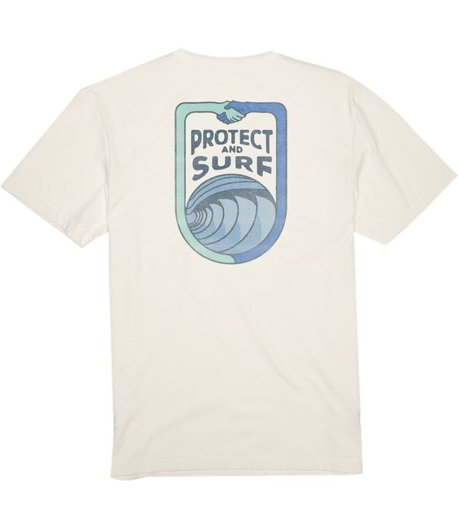 VISSLA Surfrider Union Upcycled T-Shirt