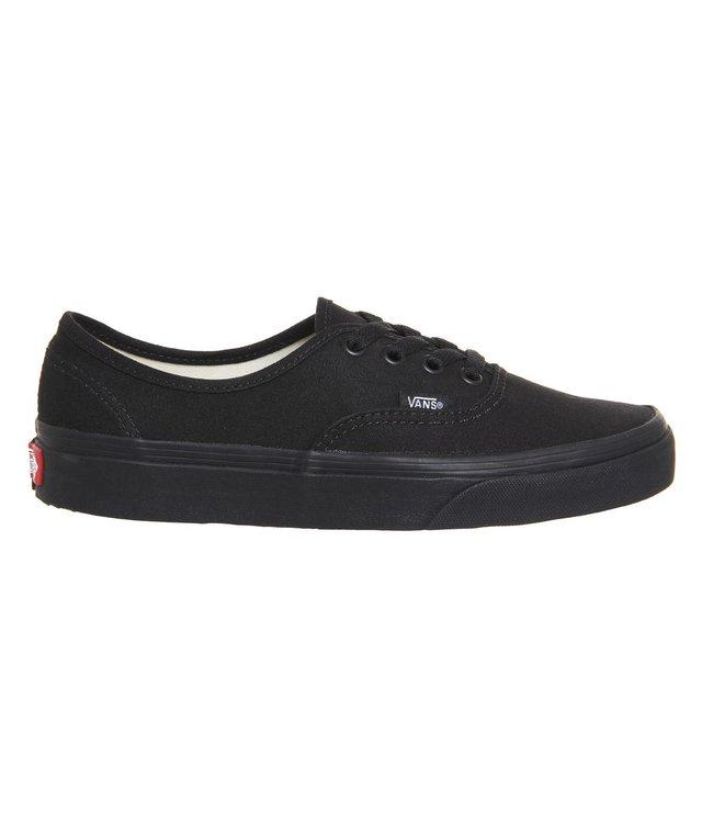 Vans Classic Authentic All Black Shoes