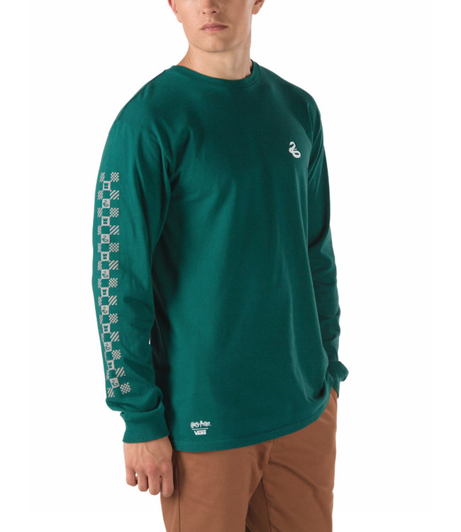 Vans Harry Potter Slytherin Long Sleeve T-Shirt