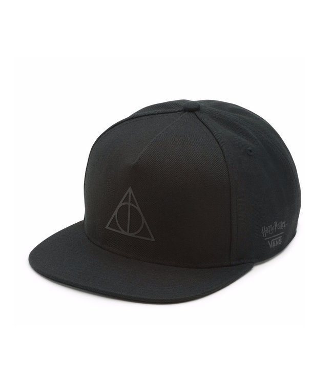 Vans Harry Potter Deathly Hallows Snapback Hat