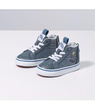 Vans Harry Potter Hogwarts Toddler Sk8-Hi Zip Shoes