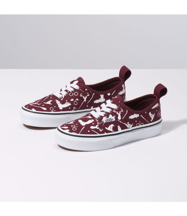 Vans Harry Potter Kids Authentic Elastic Shoes