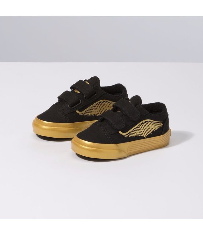 Vans Harry Potter Golden Snitch Toddler Old Skools
