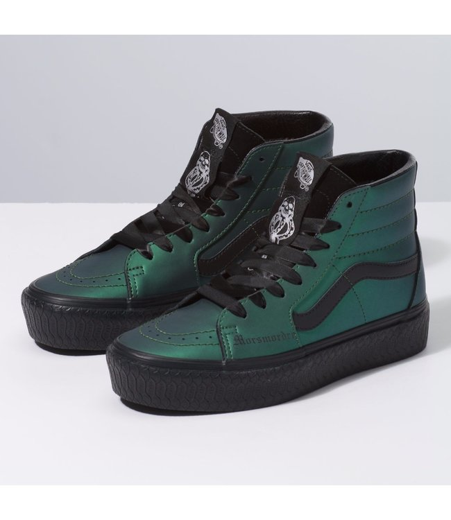 Vans Harry Potter Dark Arts Sk8-Hi Platform Shoes