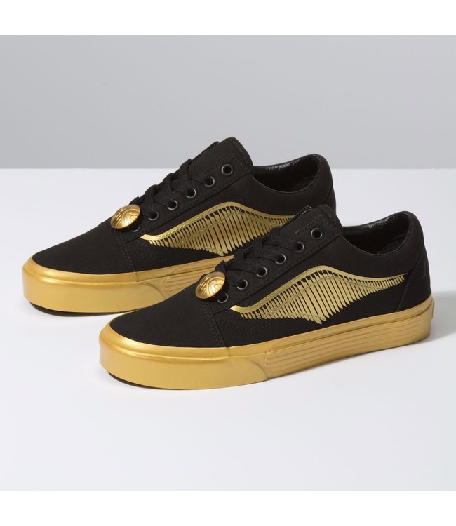 Vans Harry Potter Golden Snitch Old Skool Shoes