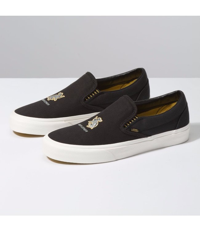 Vans Harry Potter Hufflepuff Classic Slip-On Shoes