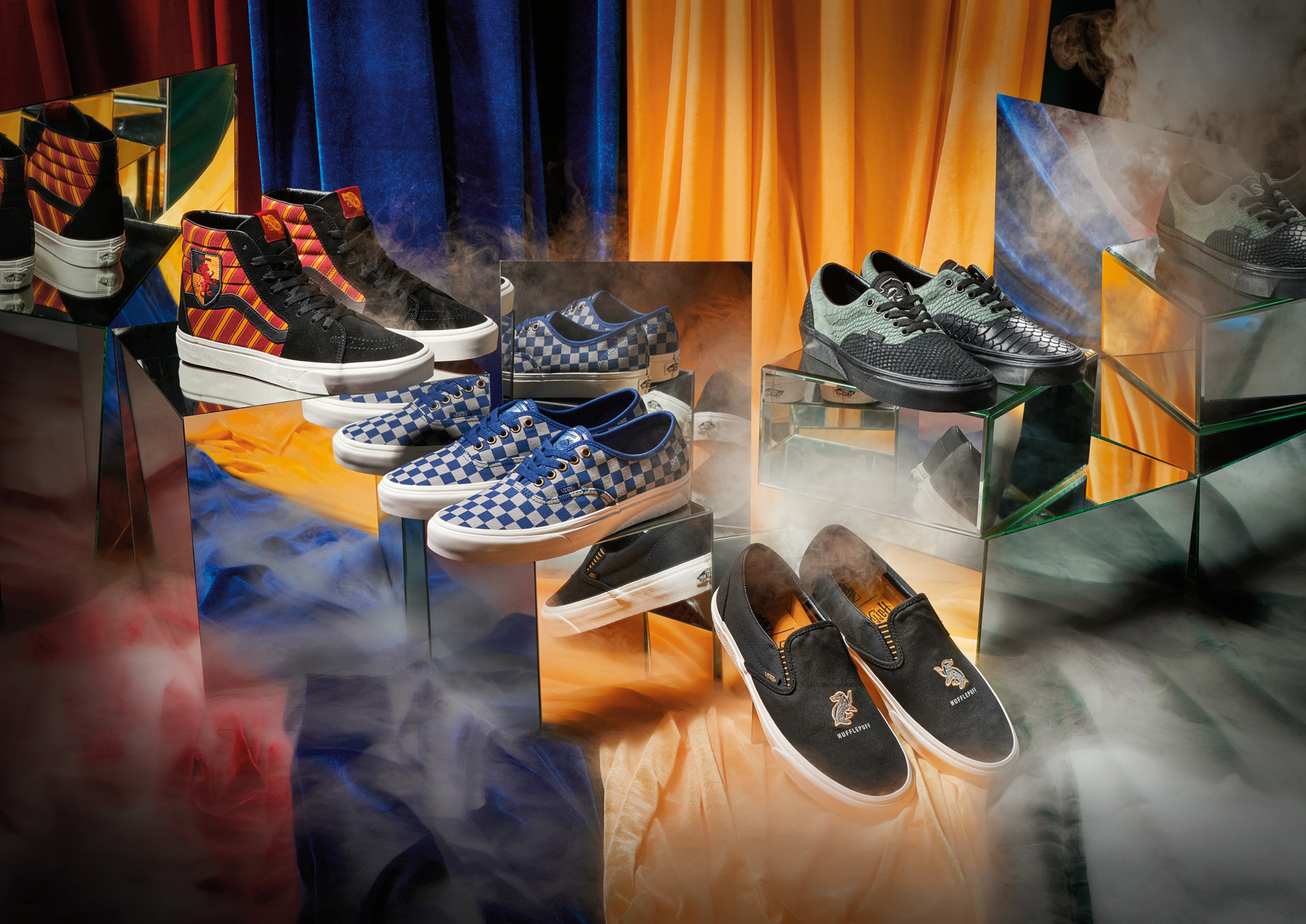 Exclusive Harry Potter x Vans Collection is Finally Here!