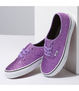 Vans Authentic Glitter Shoes