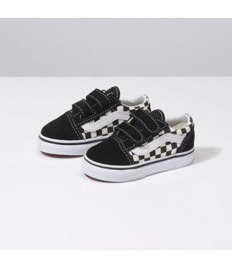 Vans Toddler Old Skool Velcro Shoes