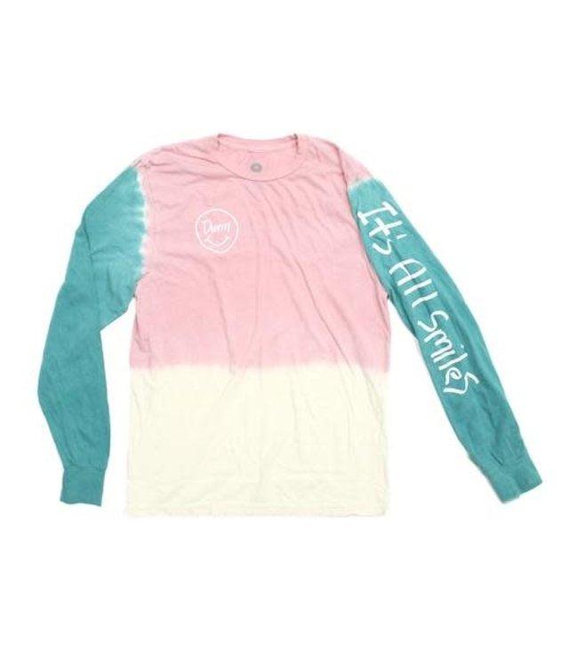 Duvin Design Co. Smile Long Sleeve T-Shirt