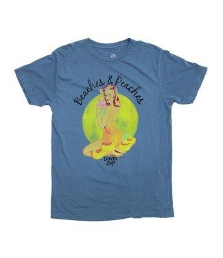 Duvin Design Co. Beaches and Peaches T-Shirt