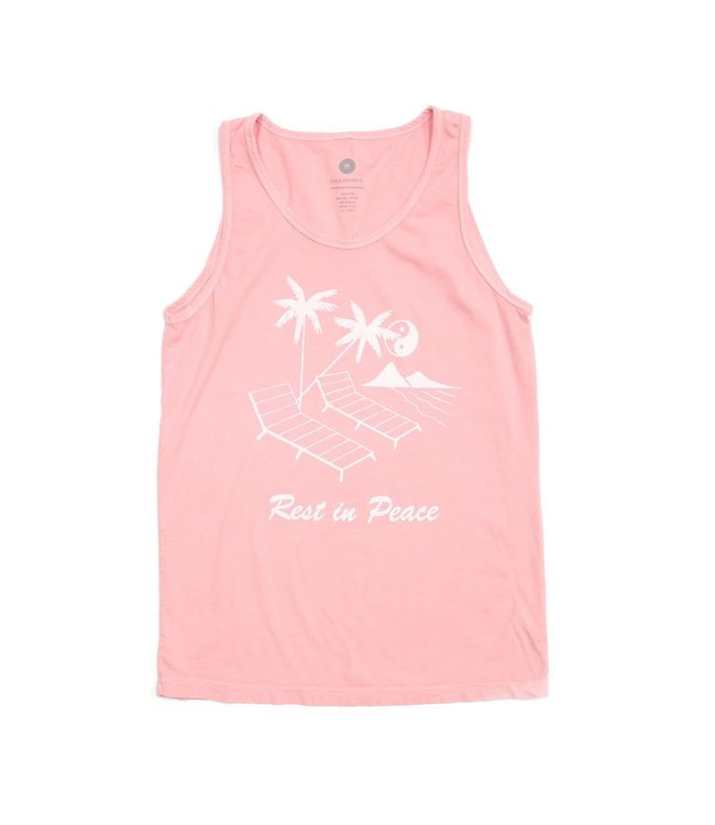 Duvin Design Co. Rest in Peace Tank Top