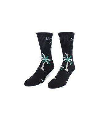 Duvin Design Co. Palmy Crew Sock