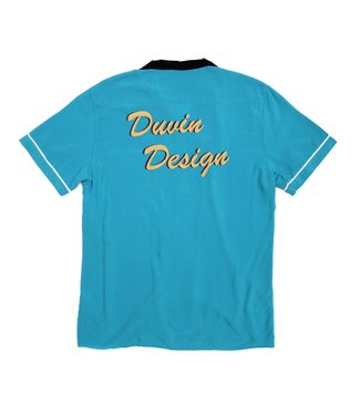Duvin Design Co. Lebowski Button Up Shirt