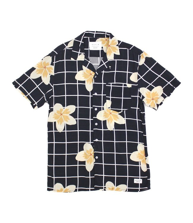 Duvin Design Co. Flower Button Up Shirt