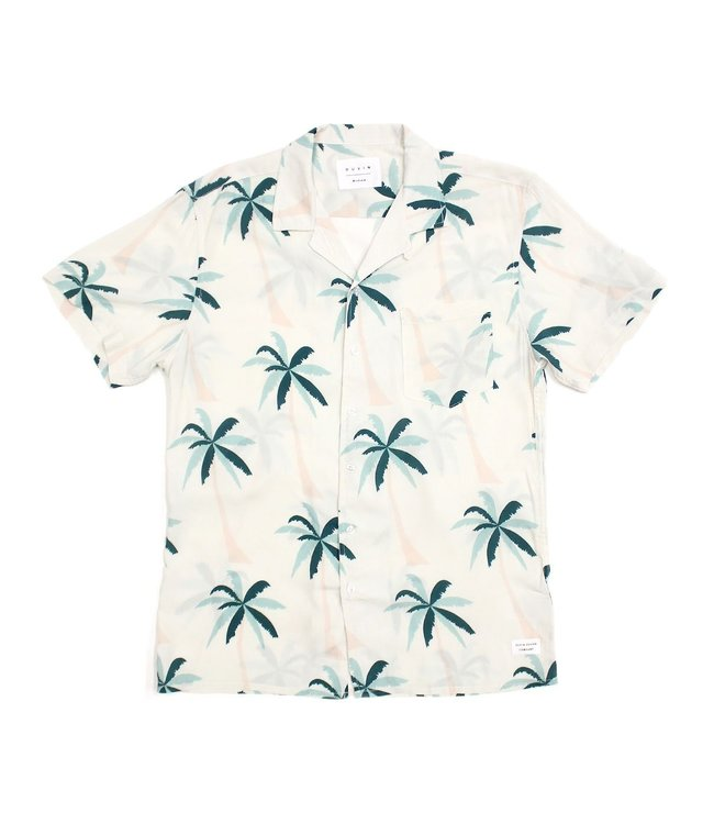 Duvin Design Co. Palmy Button Up Shirt