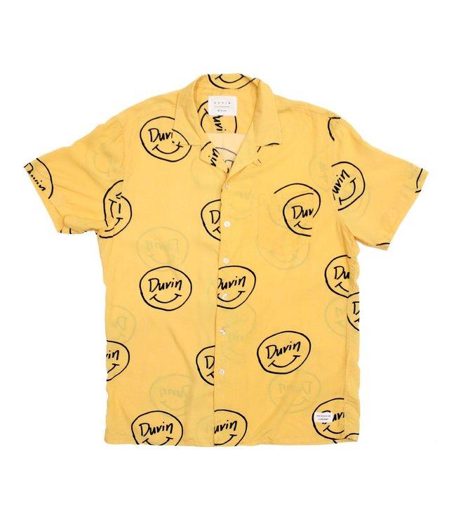Duvin Design Co. Just Smile Button Up Shirt