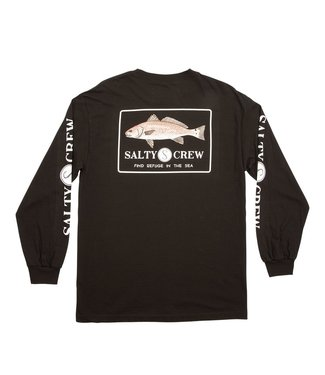 Salty Crew Spot Tail Long Sleeve Tech Tee
