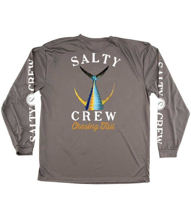 Salty Crew Tailed Long Sleeve Tech T-Shirt