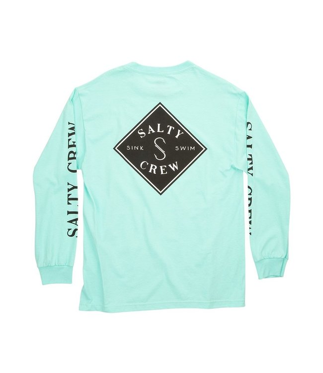 Salty Crew Tippet Two Tone Long Sleeve T-Shirt