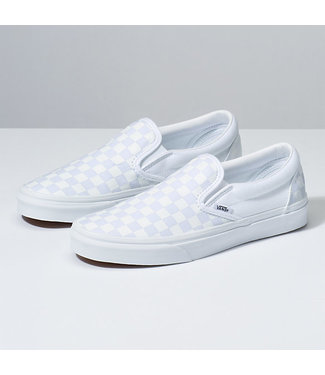 Vans Slip On Checkerboard Shoes