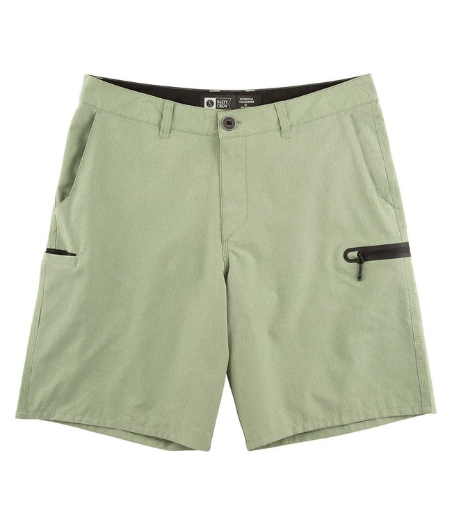 Salty Crew High Seas Perforated Walkshort