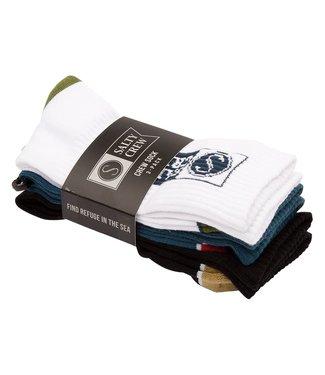 Salty Crew Alpha Sock 3 Pack